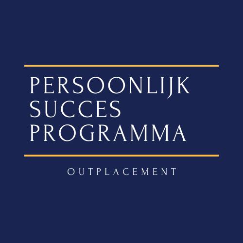 PERSOONLIJK SUCCES PROGRAMMA